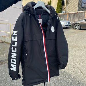 Authentic CHARNIER Moncler coat